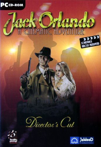 Jack Orlando - Director´s Cut (German) (PC) -- via Amazon Partnerprogramm