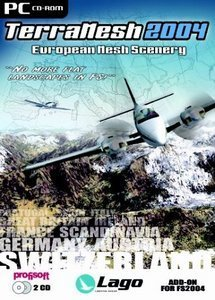 Flight Simulator 2004 - Terra Mesh Europe (Add-on) (German) (PC)