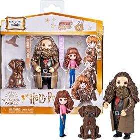 Spin Master Wizarding World Harry Potter - Friendship Set Hermine Granger und Rubeus Hagrid (6061833)