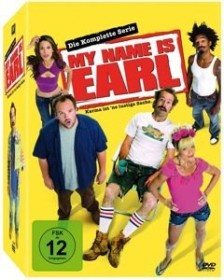 My Name Is Earl Box (Season 1-4)