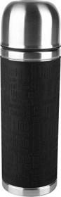 Emsa Senator Sleeve Isolierflasche 500ml schwarz