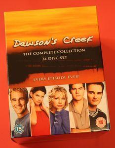 Dawson's Creek Box (Season 1-6) (UK) -- © bepixelung.org