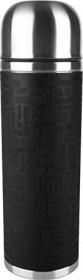 Emsa Senator Sleeve Isolierflasche 1l schwarz