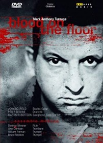 Mark-Anthony Turnage - Blood on the Floor (DVD)