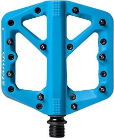 CrankBrothers Stamp 1 Small Pedale blau (16272)