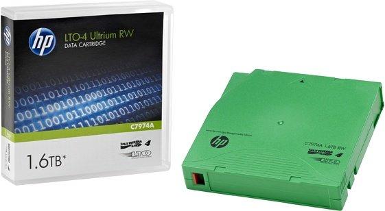 HP Ultrium LTO-4 Kassette Custom Label, 20er-Pack (C7974AL)