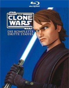 Star Wars: The Clone Wars Season 3 (Blu-ray)