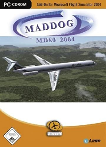 Flight Simulator 2004 - Mad Dog (Add-on) (German) (PC) -- via Amazon Partnerprogramm