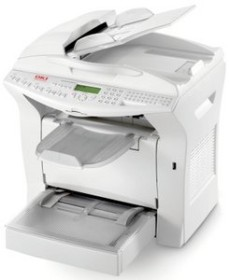 OKI B4545 MFP, S/W-Laser (09004399)