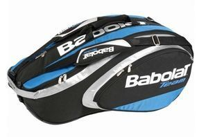 Babolat Team Line Racket Holder x9 -- (c) keller-sports.de