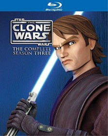 Star Wars: The Clone Wars Season 3 (Blu-ray) (UK)
