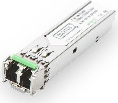 Digitus Professional DN-81002 Gigabit LAN-Transceiver, LC-Duplex SM 80km, SFP (DN-81002)