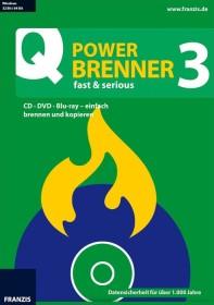 Franzis Power Brenner 3, ESD (deutsch) (PC)