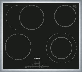 Bosch Serie 6 PKN645FP1E Glaskeramik-Kochfeld Autark