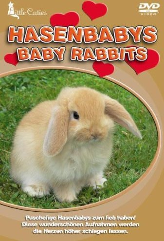 Little Cuties: Hasenbabys -- via Amazon Partnerprogramm