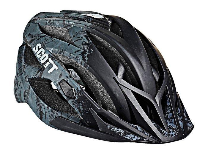 Scott Groove II Helmet -- ©Globetrotter