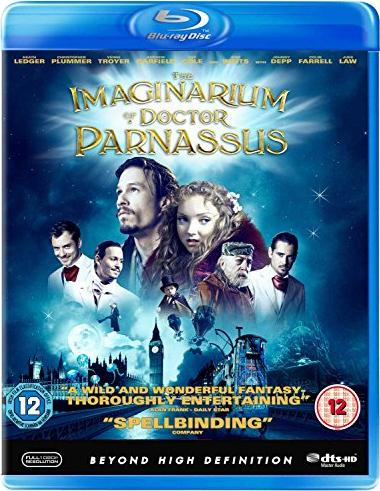 The Imaginarium Of doctor Parnassus (Blu-ray) (UK) -- via Amazon Partnerprogramm