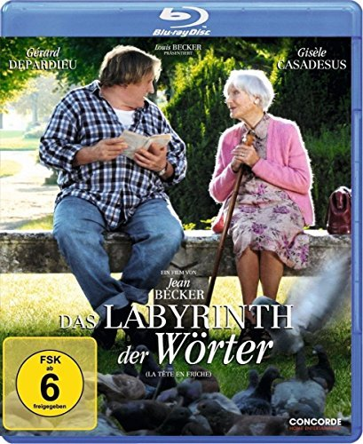 Das Labyrinth der words (Blu-ray) -- via Amazon Partnerprogramm