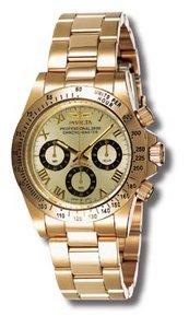 Invicta Speedway chronograph Super G (wristwatch)
