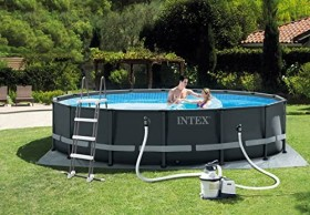 Intex Ultra XTR Rondo Pool Set 488x122cm (126326GN)