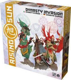 Rising Sun: Dynastie-Invasion (Erweiterung)