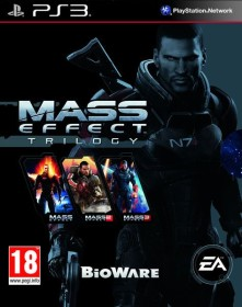 Mass Effect - Trilogy Collection (PS3)