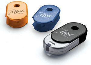 LenovoEMC Micro mini Drive 128MB, USB-A 2.0 (32948)