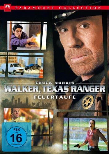 Walker Texas Ranger - Feuertaufe -- via Amazon Partnerprogramm