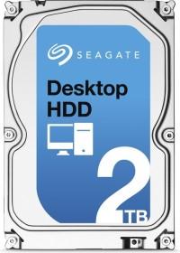 Seagate Desktop HDD 2TB, SATA 6Gb/s (ST2000DM001)