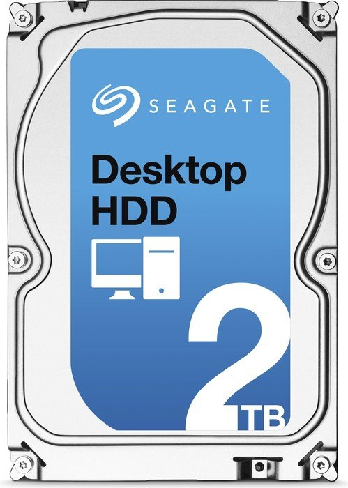 Seagate Desktop HDD  2TB, SATA 6Gb/s (ST2000DM001)