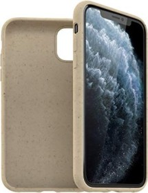 KMP Creative Lifestyle Products Biodegradable Case für Apple iPhone 11 Pro Max beige (1419761429)