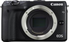 Canon EOS M3 schwarz Gehäuse (9694B109)