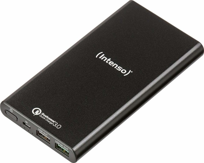 Intenso Powerbank Q10000 schwarz (7334530)