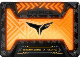 TeamGroup T-Force Delta S TUF Gaming Alliance RGB SSD 500GB, SATA (T253ST500G3C312)