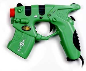 MadCatz Light Blaster, Lightgun (Xbox)
