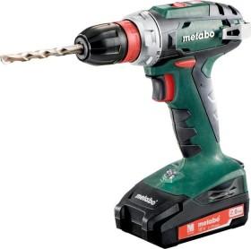 Metabo BS 18 Quick cordless screw driller incl. case + 2 Batteries 2.0Ah (602217510)