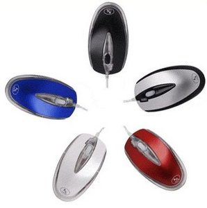A4Tech OP-3D Optical Mouse, USB (various colours)
