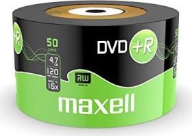 Maxell DVD+R 4.7GB, 50er-Pack