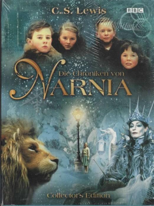 Die Chroniken von Narnia Box -- via Amazon Partnerprogramm