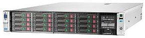 HP ProLiant DL380p Gen8, 1x Xeon E5-2609, 4GB RAM (642121-421)