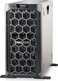 Dell PowerEdge T340, Xeon E-2124, 8GB RAM, 1TB HDD, Windows Server 2016 Standard (DPJ1G/634-BRMW)