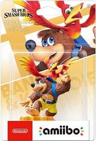 Nintendo amiibo Figur Super Smash Bros. Collection Banjo & Kazooie (Switch/WiiU/3DS)