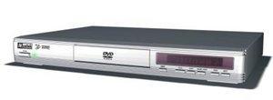 Mustek DVD-V56L-5C srebrny