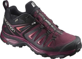 Salomon X Ultra 3 GTX tawny port/black/living coral (Damen) (398681)