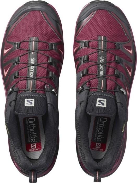 Salomon X Ultra 3 GTX W Damen Trekkingschuhe Wanderschuhe 400065 artic