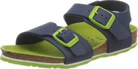 Birkenstock New York Birko-Flor desert soil vibrant blue (Junior) (1015755/1015756)