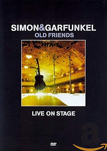 Simon & Garfunkel - Old Friends/Live on Stage -- via Amazon Partnerprogramm