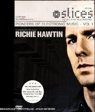 Pioneers of Electronic Music Vol. 1: Richie Hawtin -- via Amazon Partnerprogramm