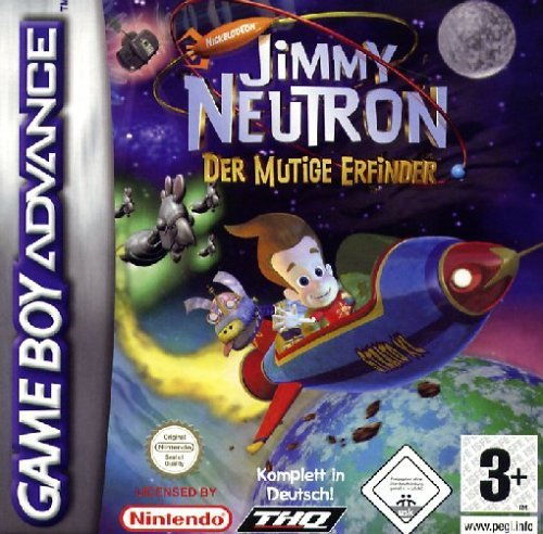 Jimmy Neutron - Der mutige Erfinder (GBA) -- via Amazon Partnerprogramm