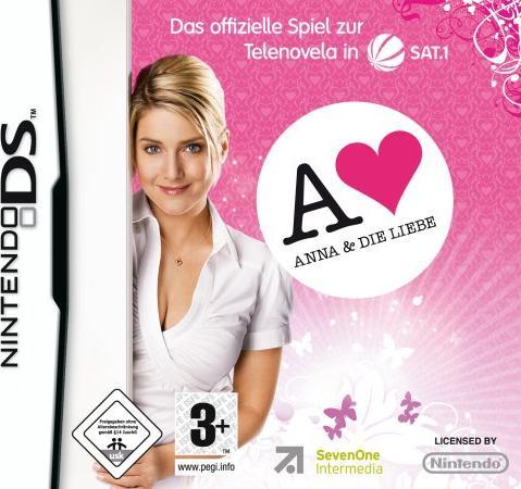 Anna & die Liebe (deutsch) (DS) -- via Amazon Partnerprogramm
